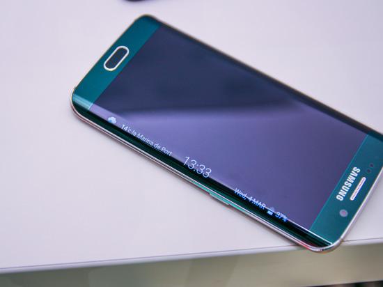 颜值太高!三星Galaxy S6两千万预购破纪录的照片