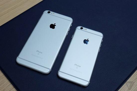 苹果iphone 6s/6s plus真机图赏&上手视频