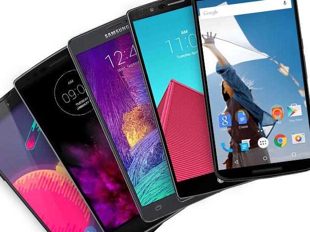 出人意料 数据显示用户更喜欢小屏幕的手机