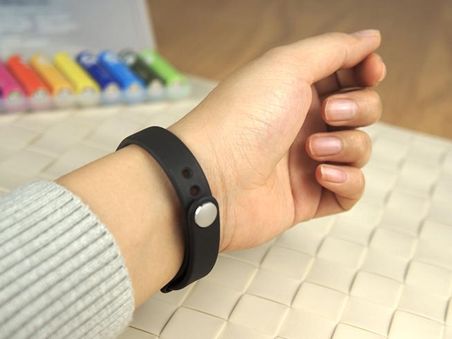 百元穿戴设备 小米手环光感版试用评测