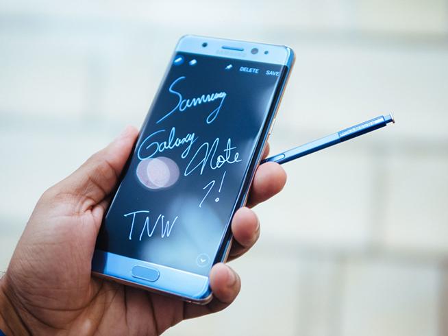 三星Galaxy Note7印度发布 售价真心不便宜
