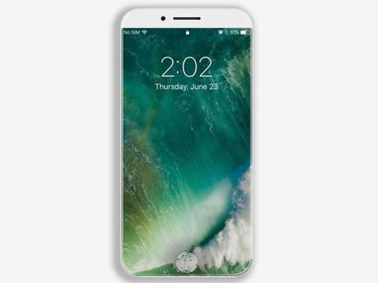 干掉Home键!iPhone 8要用上这种指纹识别技术