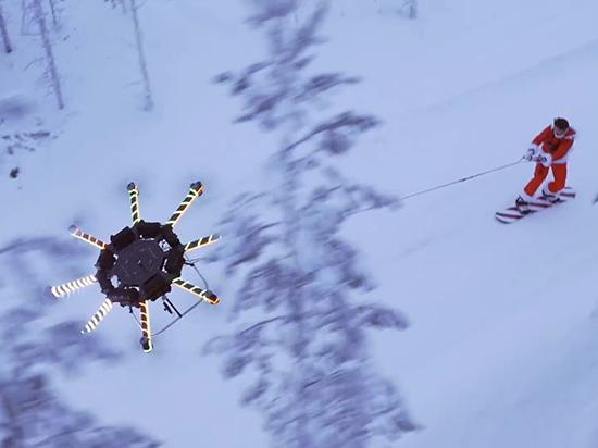 无人机除了航拍还能干啥?比如带你飞天 第8张
