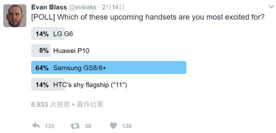 三星Galaxy S8成最值得期待新机 MWC有你想知道的