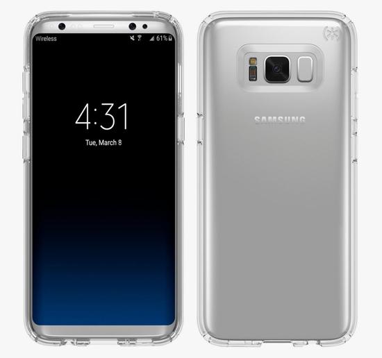 三星自曝Galaxy S8设计:长这样的话我肯定买!