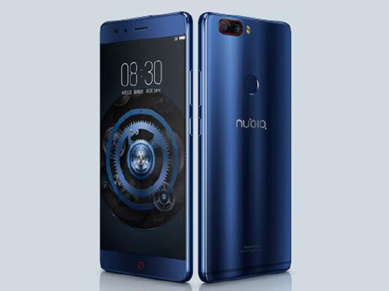 猛兽级配置!全球首款8GB运存手机nubia Z17发布