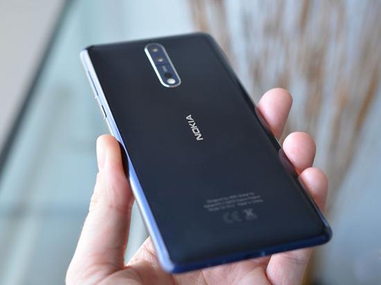 谁是骁龙835旗舰之王?Nokia 8:不服跑个分呗!