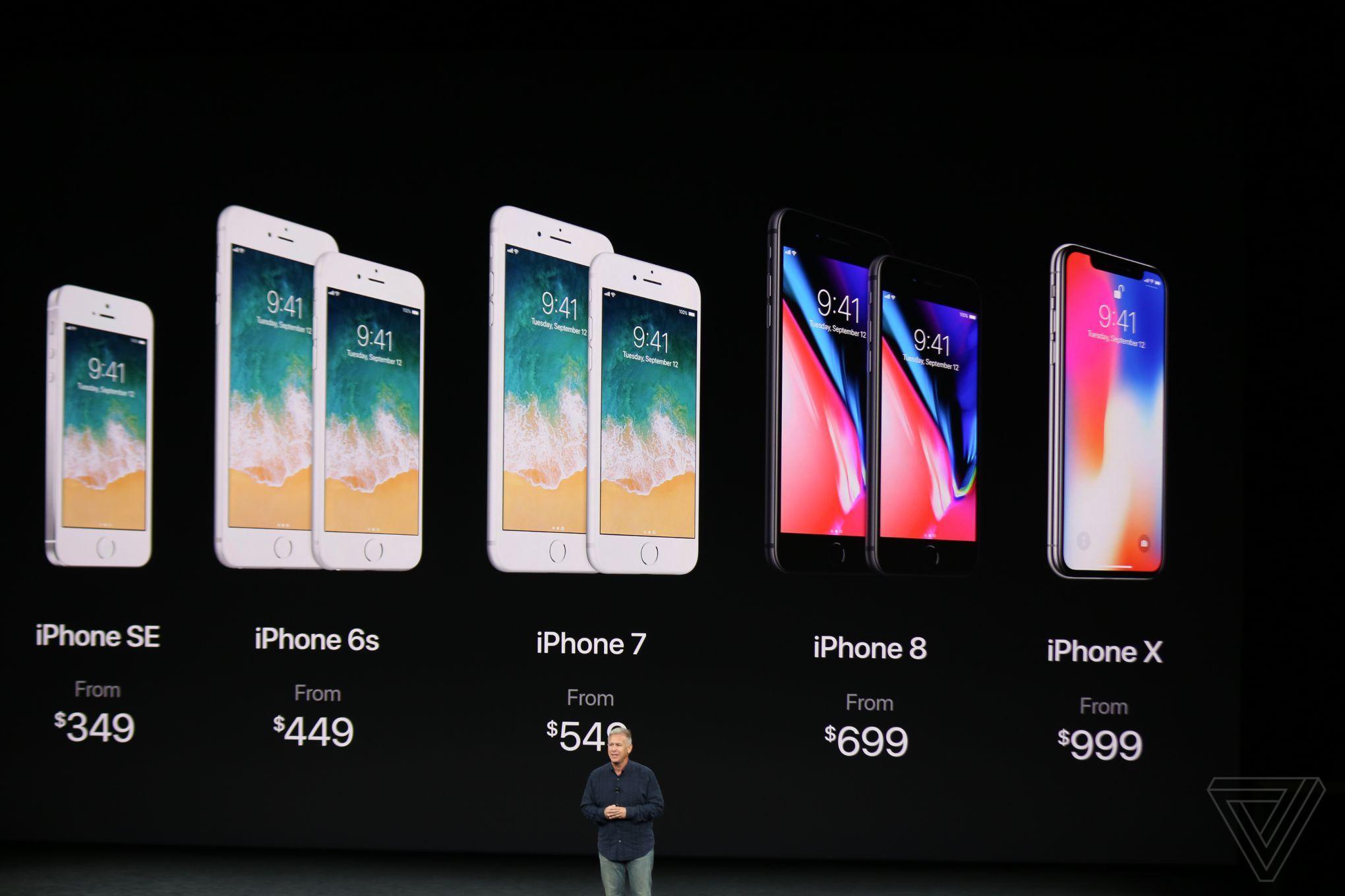 无惧涨价 iPhone X/8/8 Plus哪个版本更划算?的照片 - 6