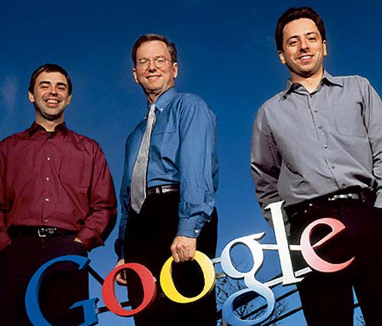 想不到你是这样的科技公司:谷歌大事件盘点