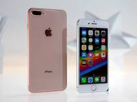苹果冷处理iPhone 8电池事件 努比亚全面屏秒杀小米MIX2
