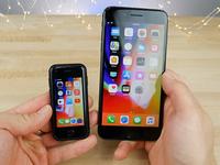 迷你iPhone 8 Plus开箱:居然还能一键切换小刘海