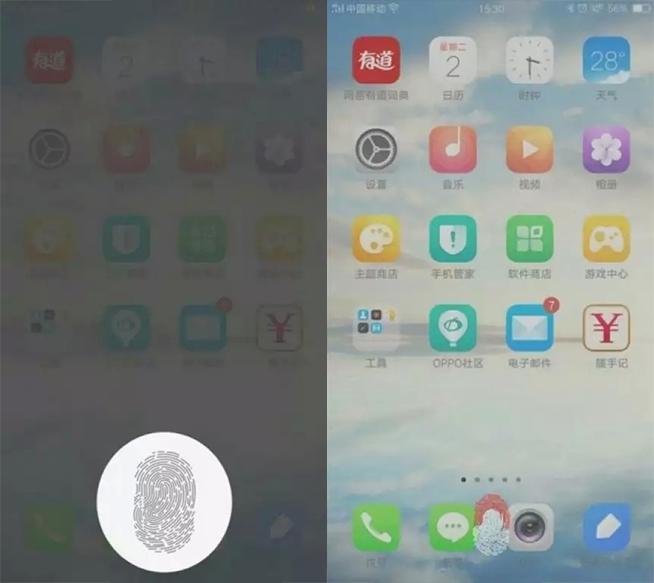 OPPO也要用上屏幕指纹识别了!首发会是久违的Find 9吗?
