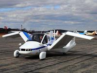 吉利真要上天了 旗下公司Terrafugia首辆飞行汽车将明年投产