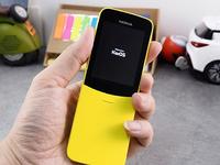 诺基亚8110 4G开箱:是抛不开的情怀 更是熟悉的味道