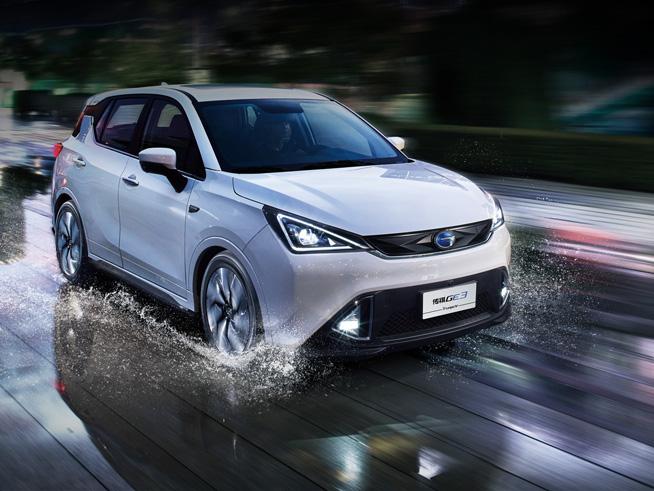 广汽新能源GE3 530长续航AI纯电SUV 入手价只需12.98万元起