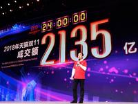 2135亿的背后,天猫双11五大数据揭秘技术超级工程
