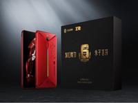 红魔手机再发力 成RNG电竞技俱乐部合作品牌方