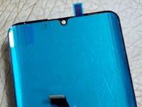华为P30 Pro屏幕细节曝光:双曲面珍珠屏助阵 标配屏幕指纹